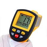 Пірометр Benetech GM700 (SRG 700, Епір 700) -50~700℃ ( 12:1 ) у Кейсі! Ціна з ПДВ +20%, фото 2