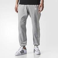 Трикотажные брюки мужские Adidas Originals Oridoom Mystery Blue BJ8611 - 2017