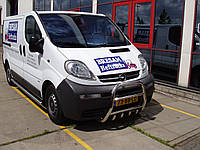 Кенгурятник для Opel Vivaro2001-15