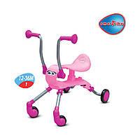 Каталка-прыгун Springo 2-в-1 Smart Trike розовый