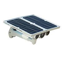 Беспроводная IP-камера наблюдения HW0029-3 с солнечной панелью (720p, 1 МП)