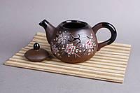 Керамический чайник Сакура
