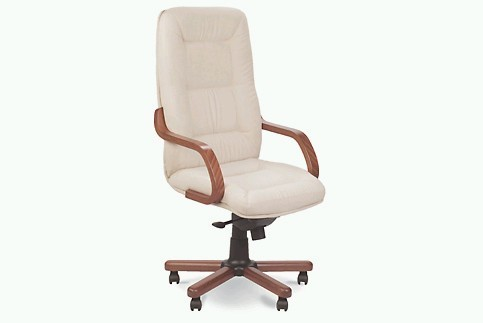 Кресло кожаное для руководителя  «Senator extra» SP