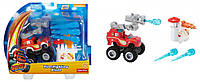 Машина пожарная Nickelodeon Blaze & the Monster Machines Water Blasting Fire Truck.