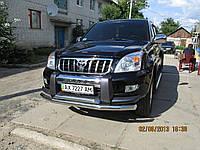 Кенгурятник низкий Toyota Land Cruiser Prado 120