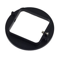 Адаптер для установки светофильтра 52 мм GoPro HERO 3+, 4 - черный (код № XTGP128)