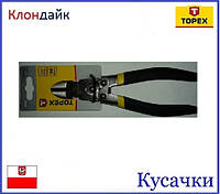 Кусачки боковые TOPEX 32D138