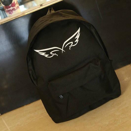 """Молодежный рюкзак """"Крылья """""""