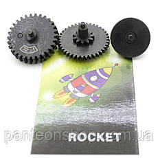 Rocket шестерні посилені 32:1 CNC, фото 3