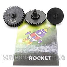Шестерні Rocket посилені 32:1 CNC, фото 3