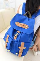 Школьный Оригинальный Рюкзак  В наличии Цвет Голубой,Оригинал,высококачественный ,фабричный