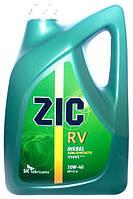 Масло автомобильное моторное ZIC RV Diesel 10w40 (6l)