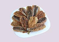 Рыба-Игла с кунжутом и перцем