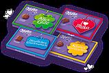 Шоколадные конфеты в коробке Milka Herzlichen Glückwunsch с пралине, 110 гр, фото 5