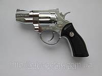Зажигалка газовая с лазерной указкой в виде пистолета.