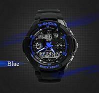 Часы мужские спортивные S-shock,(в наличии) Япония. ОРГИНАЛ!