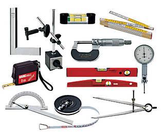 Измерительный и разметочный иструмент