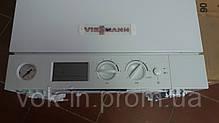 Газовый котел Viessmann VITODENS 100 26 кВт + комплект труб (конденсационный, двухконтурный), фото 3