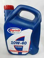 Автомобильное моторное масло Агринол 10W-40 4(л)