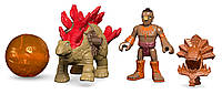 Фигурка динозавра Fisher Price Imaginext Stegosaurus.