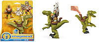 Фигурка динозавра Fisher Price Imaginext Velociraptor.
