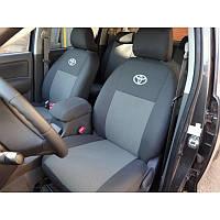 Чехлы салона Toyota Venza c 2008 г - Бесплатная доставка.