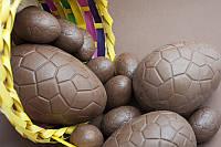 Производство шоколадных яиц Boehnke-luckau