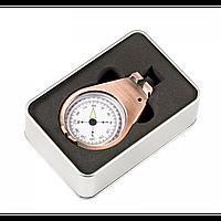 Компас жидкостный TSC-91: диаметр колбы 50 мм, алюминиевый корпус, бокс, шнурок