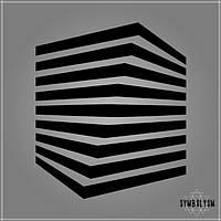 Иллюзия куба. Cube illusion