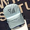 Молодежный рюкзак из холста, фото 5