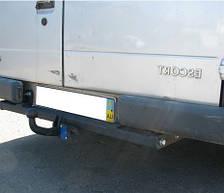 Фаркоп на Ford Escort-Van универсал (с 1991--) Форд Ескорт Ван