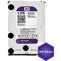 Жесткий диск Western Digital Purple 4TB 64MB WD40PURZ 3.5 SATA III