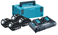 Набор аккумуляторов LXT BL1830 18В Makita