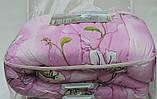 Ковдра (наповнювач вовна) - євророзмір, фото 3