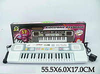 Электронное пианино синтезатор с микрофоном MQ3709A