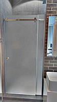 Раздвижные матовые двери в душ