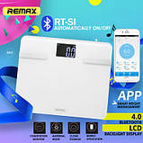 Умные весы Remax Smart Body Scales RT-S1, фото 3