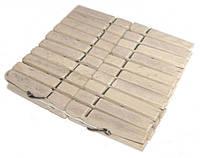 Прищепки бельевые деревянные