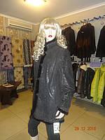 Куртка женская с норкой
