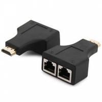 HDMI удлинитель по RJ45 витой паре до 30м, UTP