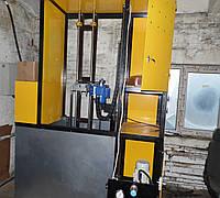 Полуавтоматический закалочный комплекс для валов длиной не более 1000 мм (ЗКВ-1000)