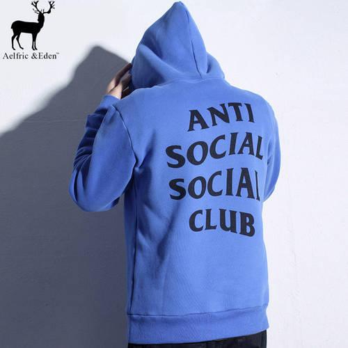 ASSC худи \ Anti Social Social Club \ бирка оригинал