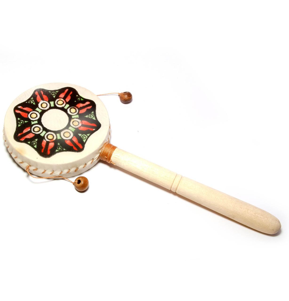 Барабан трещетка (20х8х2 см) - Магазин подарков Часики в Харькове