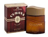 Туалетная вода мужская Cubana 100мл т/в муж Lotus Valley