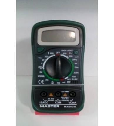Мультиметр MAS-830L    . e, фото 2
