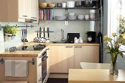 🔴 Обустраиваем кухню площадью 4 кв. м