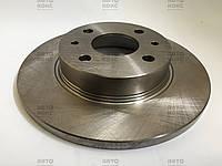 Тормозные диски передние Ferodo DDF215 ВАЗ 2108-099 2110-12 (R13)