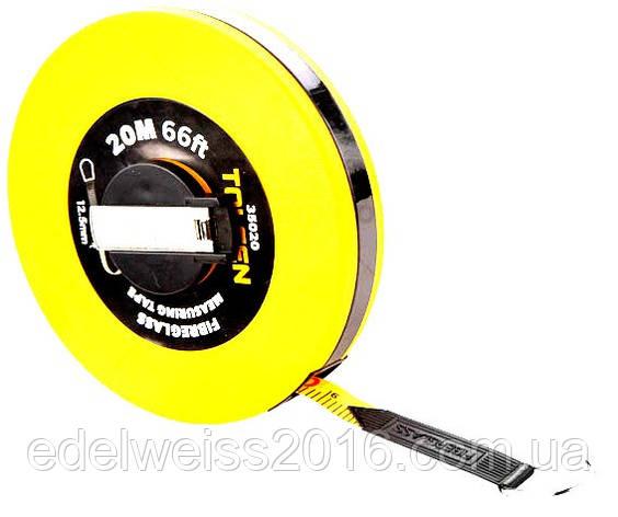 Рулетка измерительная Tolsen, 20 м*12.5 мм, фото 2