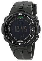 Чоловічий годинник Casio Pro Trek PRW-3000-1ACR