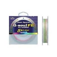 Шнур YGK G-Soul 5color 200м PE0.8